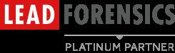 lead forensics platinum partner logo