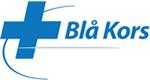 Blå kors logo